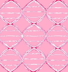 Liquid dna seamless pattern vector