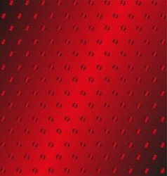 Red metal background pattern texture grey metal vector