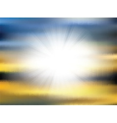abstract sunburst background 3107 vector image