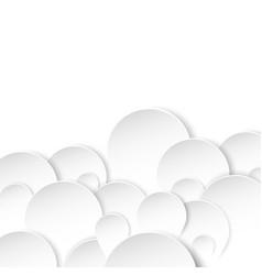 Blank diagram background vector