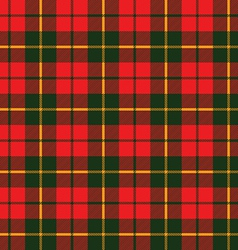 Tartan fabric texture pattern seamless vector