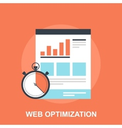 Web optimization vector
