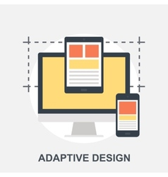Adaptive design vector