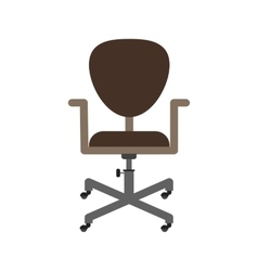 Office chair iii vector