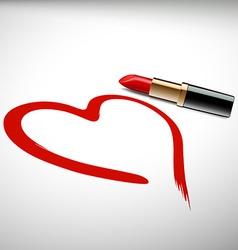 lipstick Stock vector image