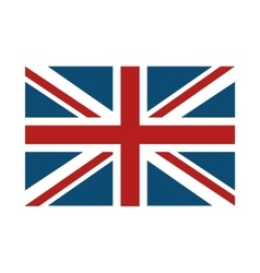 Flag london british icon graphic vector