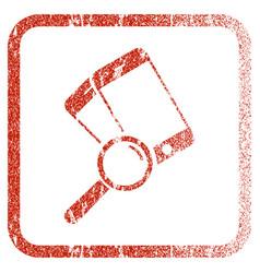 Find smartphones framed textured icon vector