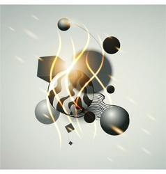 Background Abstract vector image vector image