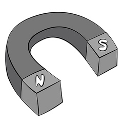 Magnet vector image vector image
