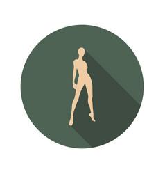 Sexy women icon vector
