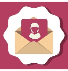 Email sending and electronic communications vector