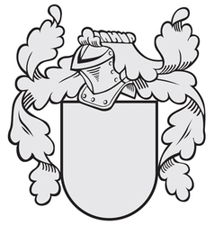 Aristocratic emblem no35 vector