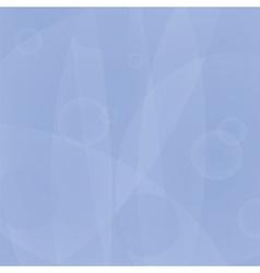 Blue bubbles vector