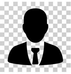 Businessman icon vector