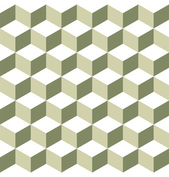 Cubes pattern vector