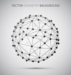 Sphere molecula vector