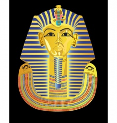 Pharaoh's mask vector