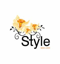 Style logo vector