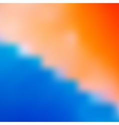 Blurred background summer abstract unique vector