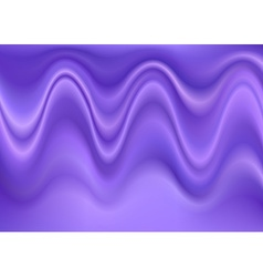 Purple abstract wrinkled wave background vector