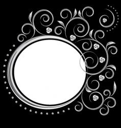 chromic framework vector image vector image