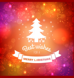 Beautiful festive background vector