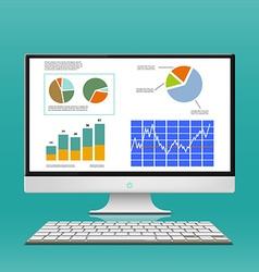 Workplace broker stock vector