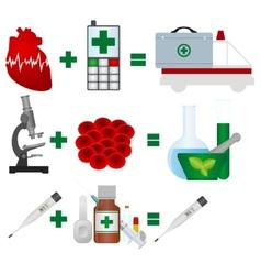 Medical arithmetic-1 vector