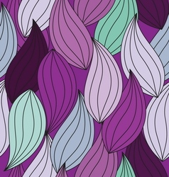 pattern leaf seamless3 vector image