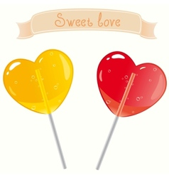 Candy sweet vector