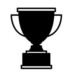 Cup trophy vector