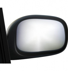 side mirror vector image vector image