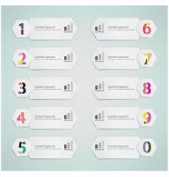 Number options vector