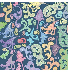 Multi-colored-background vector
