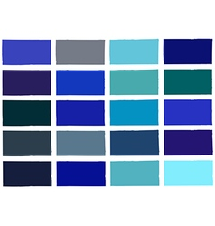 Blue tone color shade background vector