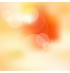 Abstract pastel defocused lights background vector