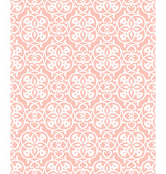 light pink seamless pattern background vector image vector image
