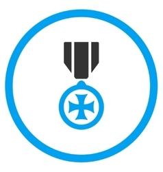Maltese Cross Icon vector image