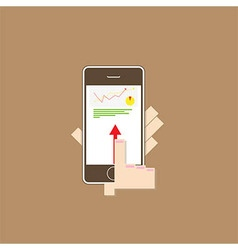 Phone on graph good vector