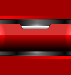 Red background template vector
