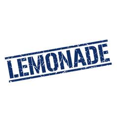 Lemonade stamp vector