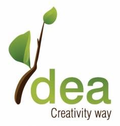 idea logo design vector image