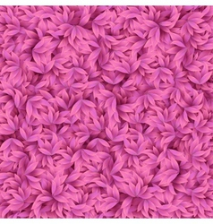 Background with pink leaves Can be used for vector image vector image