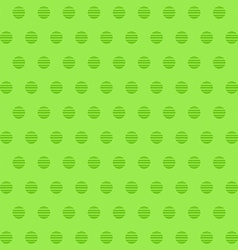 Seamless Geometric Pattern with Grunge Circles vector image