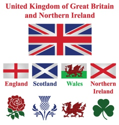 United Kingdom vector image