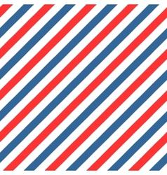 Vintage styled barber shop seamless pattern vector