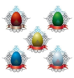 eggs 01 vector image