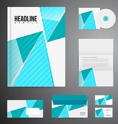 Branding design template vector