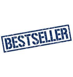 bestseller stamp vector image vector image
