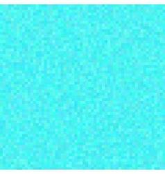 Seamless blue polka dot pattern vector image